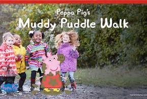 muddy puddles walk